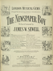 The Newspaper Boy part 01